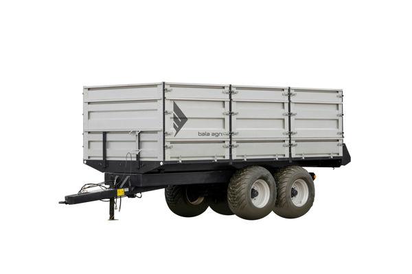 Bild för kategori Tillbehör Spannmålsvagnar med öppningsbara sidor