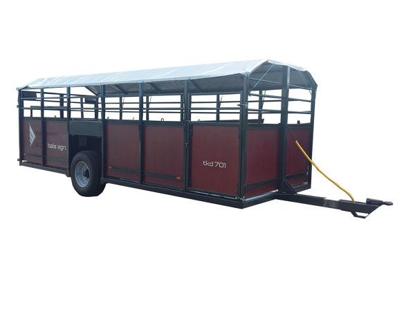 Bild för kategori Tillbehör djurvagnar