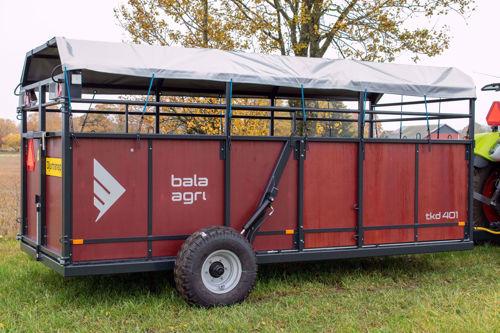Bild på Djurvagn 4 ton