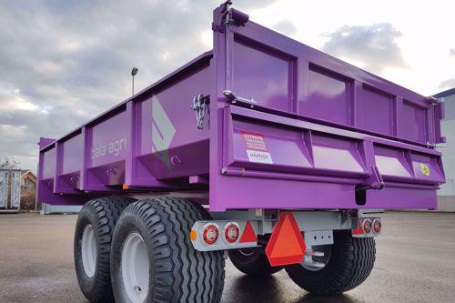Bild på Schaktkärra 11 ton bromsad