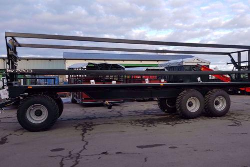 Bild på Balvagn 22 ton 9,5m