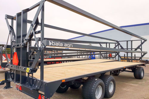 Bild på Balvagn 16 ton 9,5m