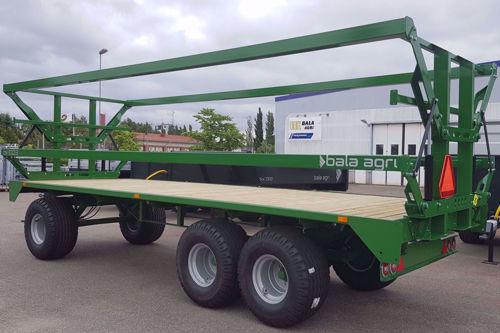 Bild på Balvagn 10 ton 7m