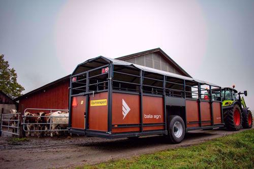 Bild på Djurvagn 7 ton