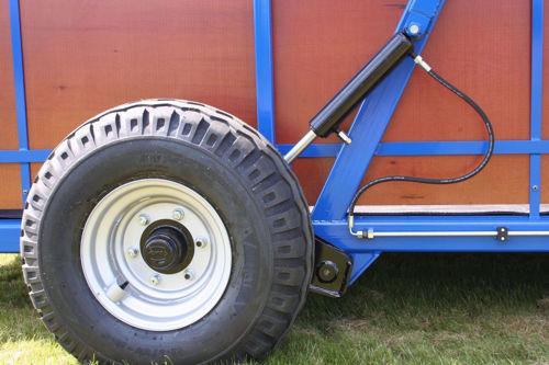 Bild på Broms TKD401, 2 hjul