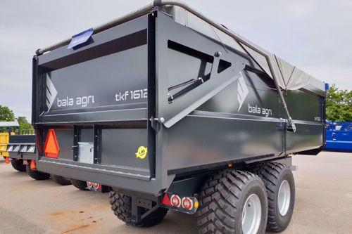 Bild på Spannmålsvagn 16 ton