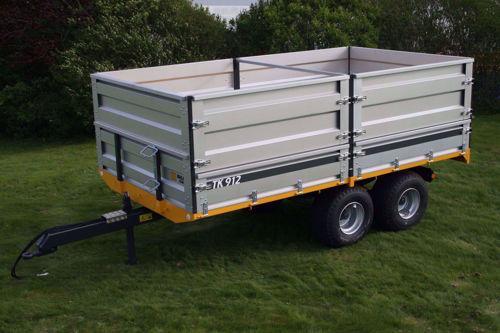 Bild på Traktorkärra 9 ton