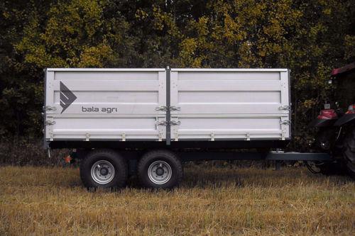 Bild på Traktorkärra 10 ton