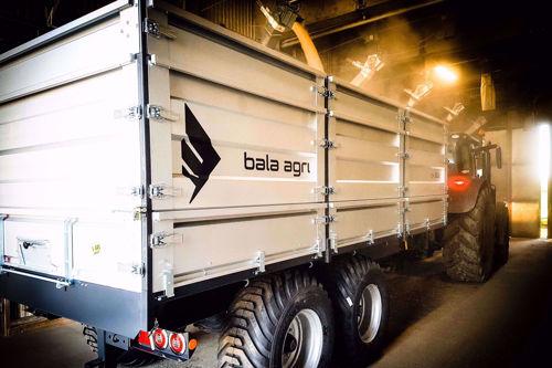 Bild på Traktorkärra 16 ton