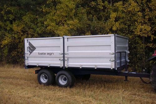 Bild på Traktorkärra 11 ton