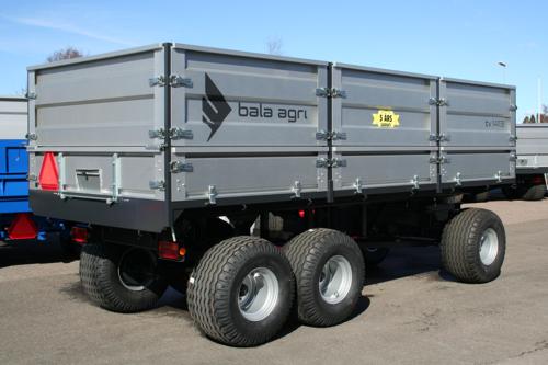 Bild på Traktorvagn 16 Ton