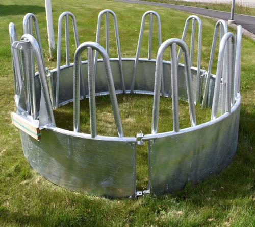 Bild på Foderhäck rund