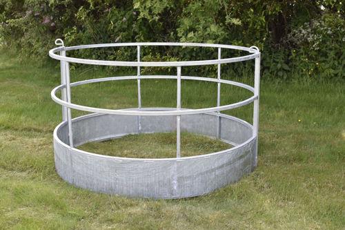 Bild på Foderhäck rund får